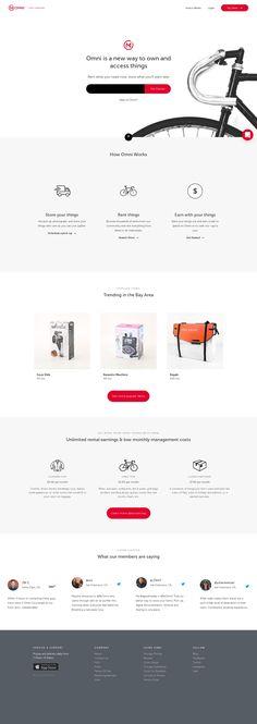 Rentals & Item Management | Omni
