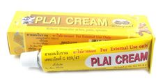 Natural Plai Muscle Relief Cream 25g 6pcs -- Want to know more, click on the image.