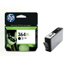 HP No.364 XL Crna (Black) Zamjenska tinta CB321EE   45,00 kn + PDV - Saznajte više klikom na sliku