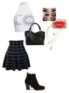 """Untitled #68"" by shaziwazi on Polyvore featuring Boohoo and Nly Shoes"