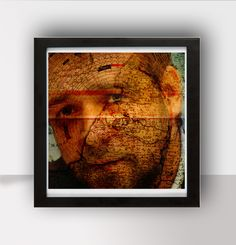 Russel Crowe - Druck - GROSS  50 x 50 cm von Jafeth Mariani Art  auf DaWanda.com Cool Art, Etsy, Art Prints, Drawings, Painting, Printing, Art Impressions, Cool Artwork, Painting Art