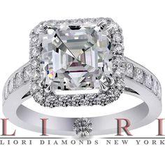Vintage Diamond Engagement Rings    www.lioridiamonds.com