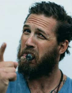 Here Are 8 Photos Of A Very Scruffy Tom Hardy