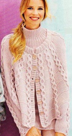 Жакет и пуловер FREE