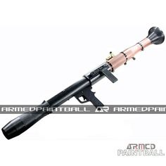 "The NEW Rocket Propelled Grenade Launchers (RPG) for scenario paintball and Airsoft! Check out this product and many more at www.armedpaintbal... Also, check out and ""like"" our facebook page for free giveaways! Simply click on the search bar and type in ""Armed Paintball Inc"" for more information."