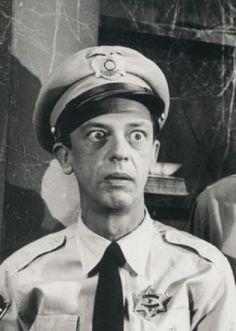 Don Knotts...aka...Barney Fife
