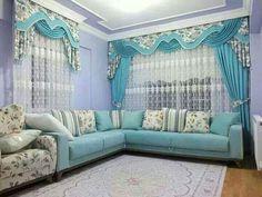 Drapery Designs, Curtain Decor, Bedroom Decor, Curtains Living Room, Living Room Decor Curtains, Curtains, Home Curtains, Curtain Designs, Elegant Draperies