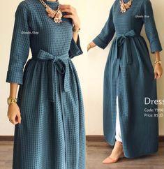 Hijab Style Dress, Hijab Chic, Hijab Outfit, Dress Outfits, Muslim Fashion, Modest Fashion, Hijab Fashion, Fashion Dresses, Dressy Dresses