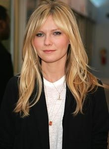 Kirsten Dunst's light, summery shade. Get your own most flattering #hair #color at home with eSalon! It's nothing like mass-made drugstore color. eSalon's colorists consider all your hair details and create an individual pigment just for you, the same as in a salon. The color is so personalized, it even has your name on it! Get your custom blend here: www.eSalon.com