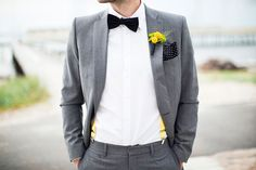 Love a man in a Bow tie!!!