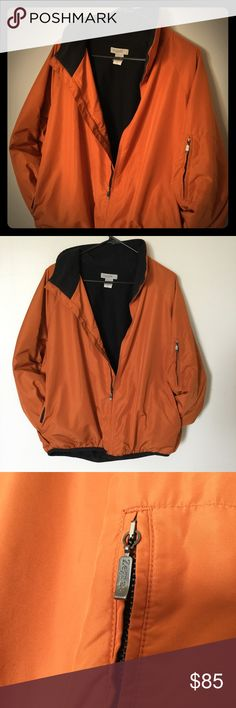 """Ermenegildo Zegna Sport M Outer Jacket Excellent condition without any rips tears or stains. Jacket is super high quality! Pit to pit is 21"""", Top zipper to bottom is 25.5"""" Ermenegildo Zegna Jackets & Coats Performance Jackets"""
