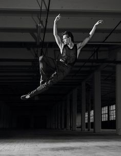 Ukrainian ballet dancer Sergei Polunin is in the spotlight once more, appearing in an editorial for the latest issue of Vogue Hommes Paris. Photographed by Mario Sorrenti for the occasion, Polunin embraces a quiet confidence, which is contrasted against a certain eccentricity. Outfitted by Anastasia Barbieri, Polunin dons a minimal wardrobe for the magazine shoot....[ReadMore]