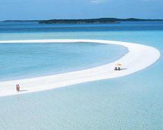 Copperfield Bay, Musha Cay, Bahamas