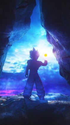 Goku Dragon Ball IPhone Wallpaper - IPhone Wallpapers