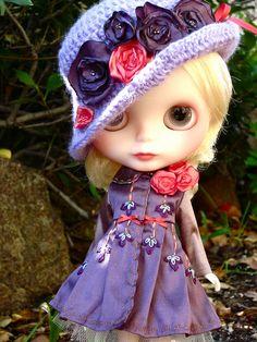 Daisy by Trio Blythe, via Flickr