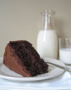 Hershey's Black Magic Cake with Fudge Frosting (recipe comparison to my cookbook if same)