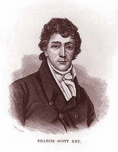 Francis Scott Key and the Star Spangled Banner wonderful story. I get emotional every time I hear it