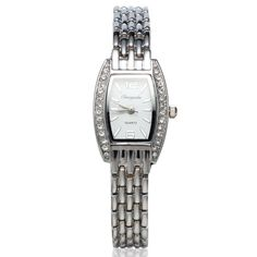 Luxury Dial Women's Diamond Bracelet Quartz Watch