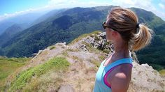 Looking to #Tuscany from the top of #Abetone!  #mountain #trekking #girlpower #view #sixs #beyondwalls #like4like #picoftheday #photooftheday #GoPro