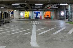 Tokyo's Hippest New Select Shop is a Basement Parking Garage