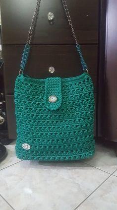 Πλεκτή Τσάντα Tote Net Bag Net Bag, Handmade Bags, Straw Bag, Crochet, Handmade Handbags, Ganchillo, Crocheting, Knits, Chrochet