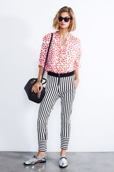 Rebecca Minkoff   Resort 2015 Collection   Style.com