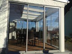 Sommergarten mit Dachglas - Fenster Schmidinger
