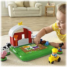 Shop for Little People® Apptivity™ Barnyard and buy something new for your little one to explore. Find the perfect Little People toddler toys right here at Fisher-Price.