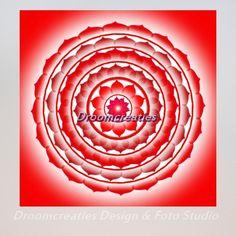 Mandala Eternal Love Het hart pompt levenskracht door het lichaam om te kunnen leven. Het hart klopt ritmisch als een trom om te kunnen bewegen. Het hart trilt als een snaar die aangeraakt wordt door …