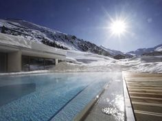 Spent Thanksgiving 2012 at Hotel Crystal, Obergurgl Austria.  Lovely place.