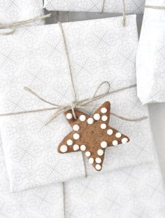 Adventskalender med pepparkakor / Gingerbread advent calender diy jul christmas
