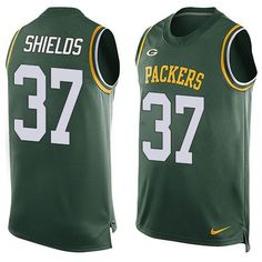 Falcons Keanu Neal 22 jersey Nike Packers #37 Sam Shields Green Team Color Men's Stitched NFL Limited Tank Top Jersey Jordan Reed jersey Jim Kelly jersey