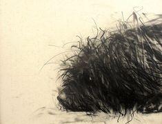 Dog Drawings by Endre Penovac