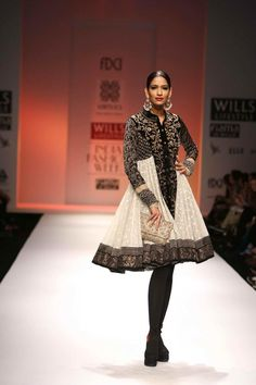 Virtues by Viral, Ashish & Vikrant - WIFW Autumn Winter 2013