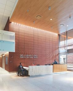 4 hospital lobbies provide a healthy perspective   Building Design + Construction
