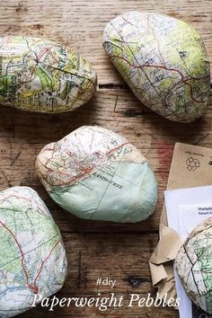 Check out this story by 5ftinf on Steller make these map stones... how to on steller #crafts