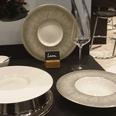 We're really digging new LUNA from #Dudson…..upscale, sexy…and perfect for differentiating your  guest dining experience! #latergram