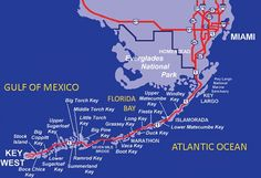 A Travel Guide to the Florida Keys | The Information That You Need To Get Here.