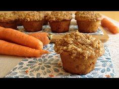 Muy Locos Por La Cocina: Muffins de Zanahoria y Avena