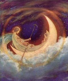 Hugh Williams, Moon Boat to Dreamland