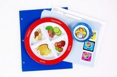 School Lesson Plan Ideas for teaching the new USDA icon, MyPlate.  Each lesson plan has age appropriate ideas for teaching kids about good nutrition. Use for homeschool or in the classroom.