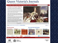 Queen Victoria's Complete Diaries Released Online