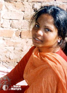 """Asia Bibi, Pakistan: What do you do while imprisoned in solitary confinement for more than two years? The answer for one Pakistani Christian is """"pray."""" Asia Bibi has spent almost three years in prison on charges that she blasphemed Islam's prophet Muhammad. She was convicted and sentenced to death, and she now awaits the ruling on her appeal. To protect her from other inmates, she has been kept in solitary confinement. She cooks her own food to ensure that no one tries to poison her. (Visit…"""