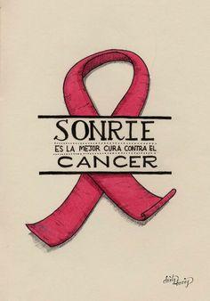 Sonríe, es la mejor cura contra el cancer - www.dirtyharry.es