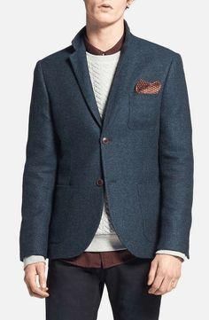 Love the Topman Tweed Wool Blend Blazer on Wantering   Men's Blazers   mensblazers   mensjackets   mensstyle #mensfashion #style #fashion #topman #wantering http://www.wantering.com/mens-clothing-item/topman-tweed-wool-blend-blazer/agm3N/