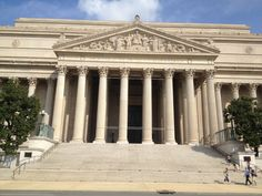 National Archives and Records Administration in Washington, D.C.