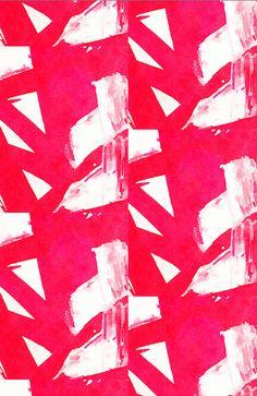 Image of 42614-1 pink wallpaper