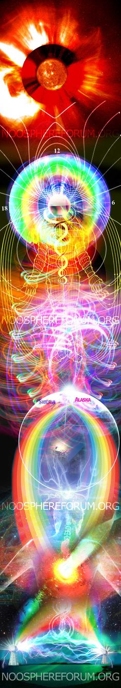 THE NOOSPHERE COLLECTIVE - CONSCIOUS EVOLUTION - 2012 - ASCENSION