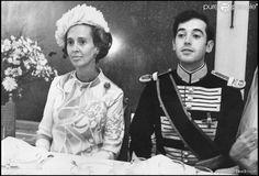 Photo d'archive de la reine Fabiola de Belgique