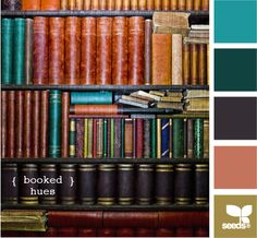 booked hues